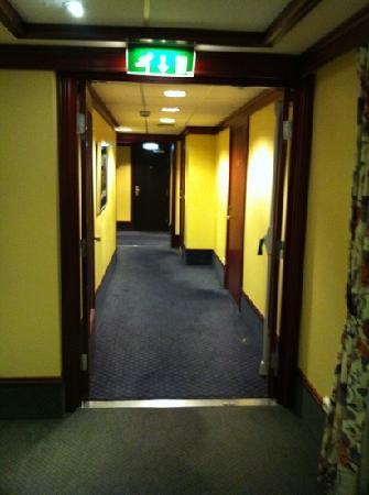Best Western Plus Hotel Norge: korridor