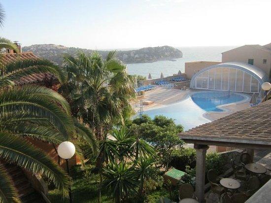 Club Santa Ponsa: Pool.