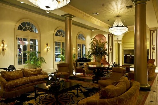 Inside the Bourbon Orleans Hotel