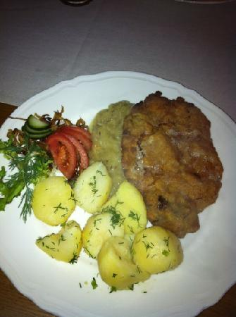 Galimatias: pork cutlet