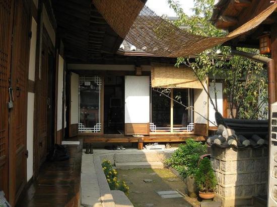 Bukchon Guest House: guest house