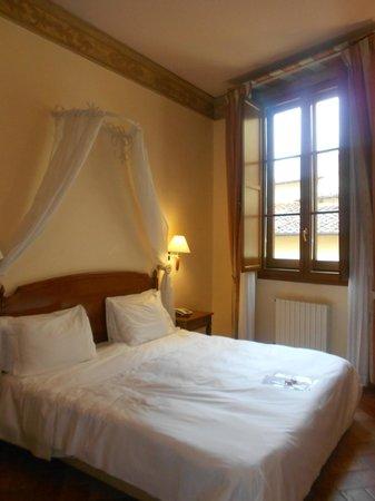 Hotel Davanzati : Our Cozy Room