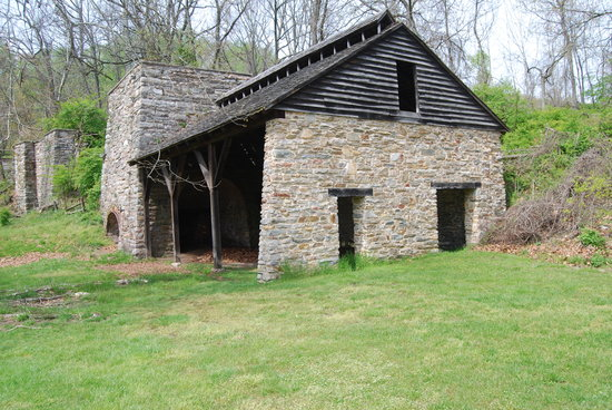 Thurmont, MD: Catocin Furnace