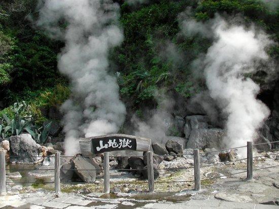 Hells of Beppu : 山地獄