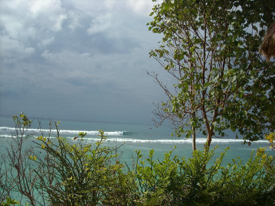 Rock 'n Reef Uluwatu: Impossibles from our verandah