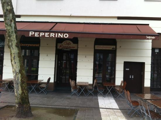 Peperino: from outside