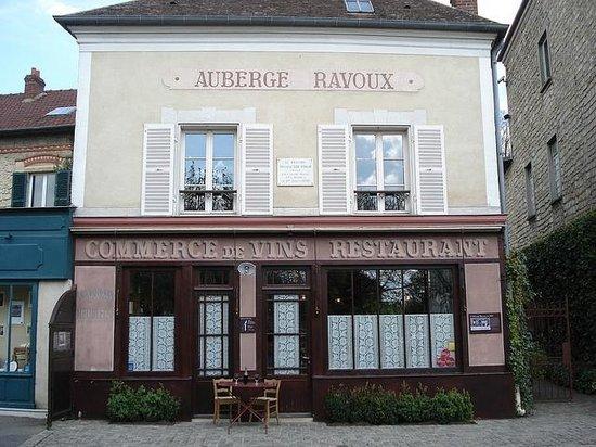 Auberge Ravoux, Auvers-sur-Oise, France