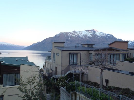 Hotel St Moritz Queenstown - MGallery Collection: View from room