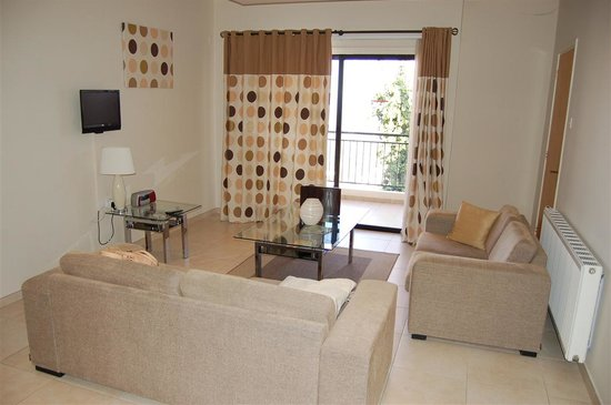 Hill View Hotel Apartments: Lounge