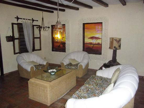 Tembo Village Resort Watamu: Nice place to stay when it's to hot