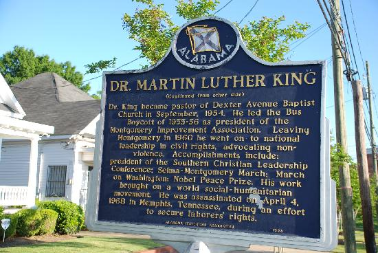 Dexter Parsonage Museum - Dr. Martin Luther King home: 4