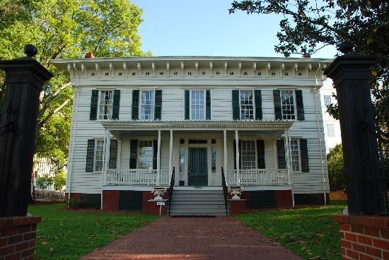 First White House of the Confederacy: hg