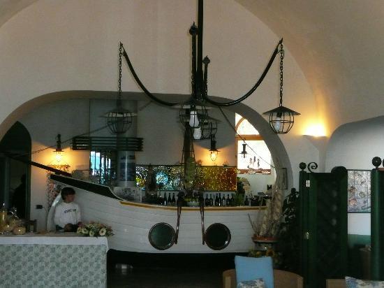 Le Sirene Hotel: interno