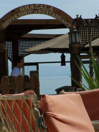 Ghazala Hotel: Dining area