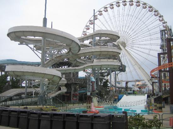 Wildwood, NJ : morey's_piers