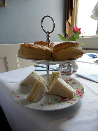 The Regency Tea Rooms: Time for Tea!