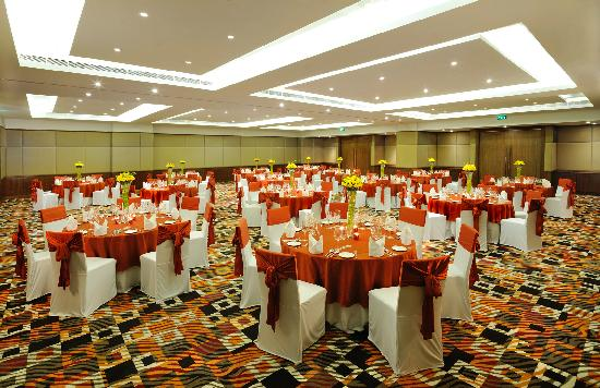 DoubleTree by Hilton Gurgaon-New Delhi NCR: Aspen - Function Room