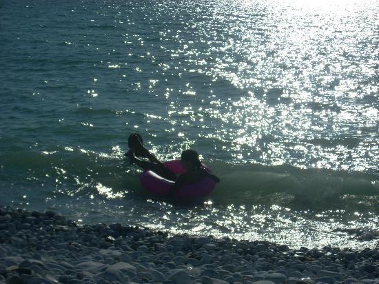 Boboba Il Villaggio: la playa es otra opcion