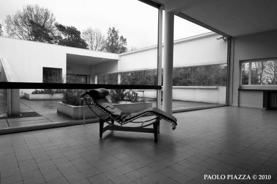 Interno foto di villa savoye poissy tripadvisor for Interno ville foto