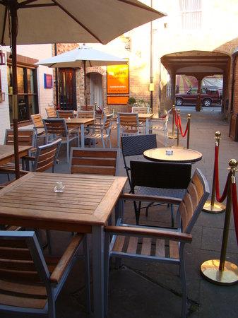 The Fireside Brasserie