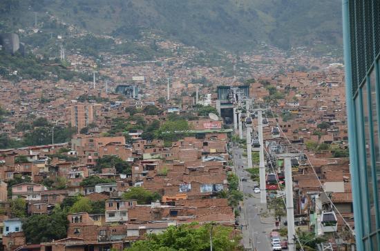 Where Is Darren Now?: Medellin's Other Metro - Metrocable