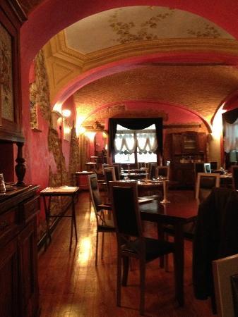Pinerolo, อิตาลี: La sala interna