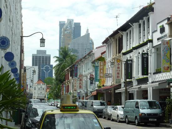 Econ Inn : Mosque Street Singapore