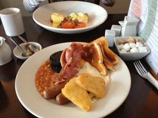 Cafe Calcio: Calcio's Double Breakfast