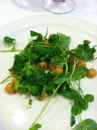 Cooks' House: Wonderful salad with honey dressing