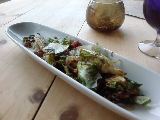 The Lazy Goat: world's best brussells sprouts