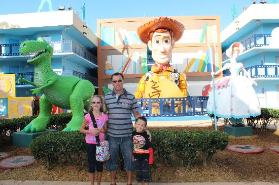 Disney's All-Star Movies Resort : Toy's STORY