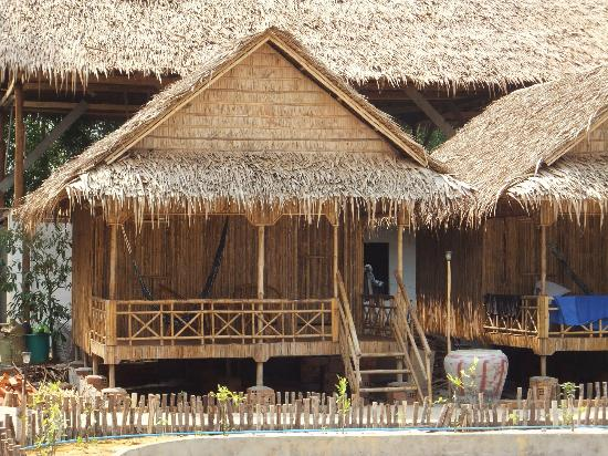 Otres Orchid : bungalows