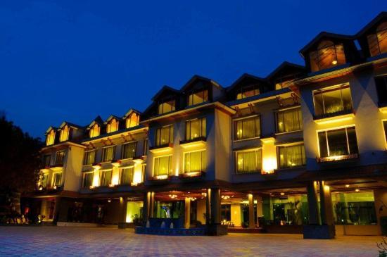 Citrus Manali Resorts : Frontage of the Resort, Manali Resort, Manali
