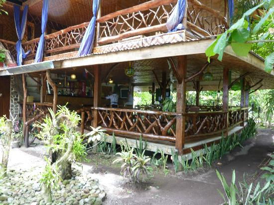 Camiguin Action Geckos Dive & Adventure Resort: Resto