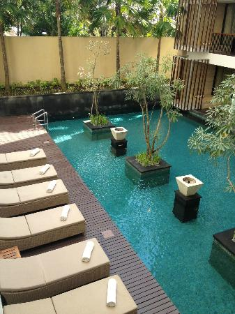 Anantara Seminyak Bali Resort: One of the pools