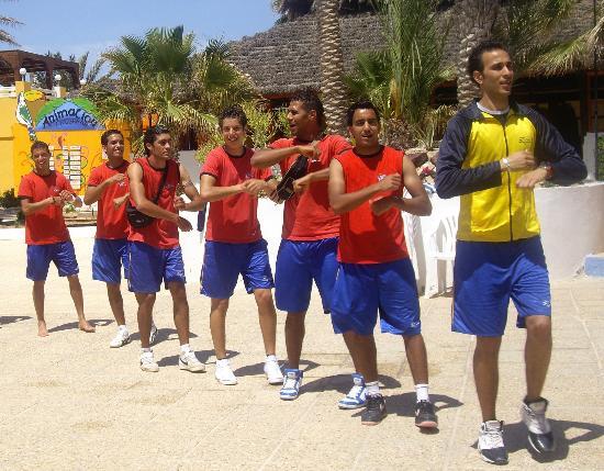 Caribbean World Djerba: la dance du club