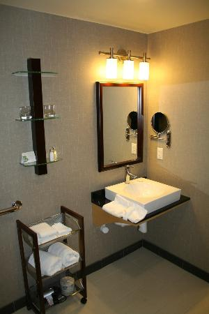 Cambria hotel & suites Denver International Airport: Bathroom (2).