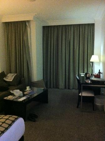 Rydges Sydney Central: Delux suite, as shown on booking sites