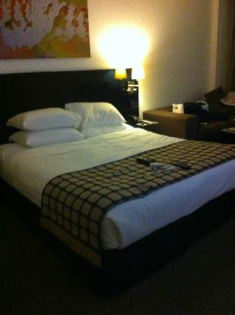 Rydges Sydney Central: Very clean and comfortable beds