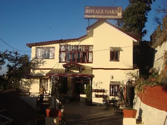The Royale Oaks Hotel