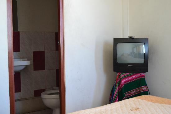 Samana Wasi: Old- fashioned bedroom