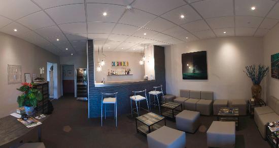 Chandolas, Frankreich: Réception de l'hotel et Bar