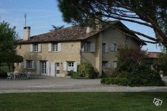 Gajac, France : Cabirol