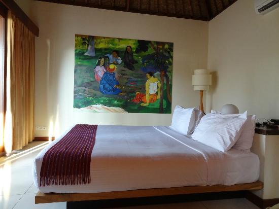Qunci Villas Hotel: room
