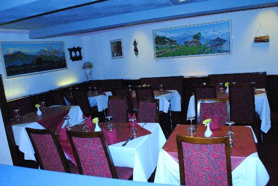 Gurkha Corner: Dining Hall