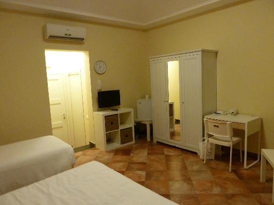 Iblea Paradise : la camera