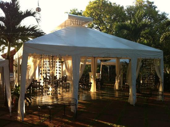 Loreland Farm Resort: Tent