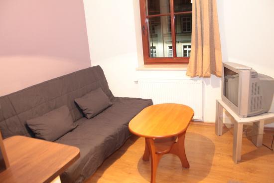AS Apartments: pokój