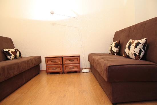 AS Apartments: sypialnia