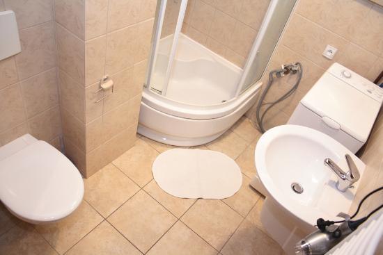 AS Apartments: łazienka